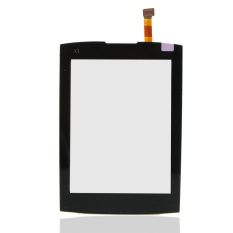 Fancytoy Replacement Black Touch Screen Digitizer Glass GBG Fit For Nokia X3 X3-02 - Intl
