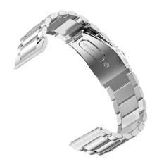 Fashion Portable Replacement Watchband Stainless Steel Watch Band Strap for  Samsung Gear S3 Classic Frontier Model 6bbcb0922d