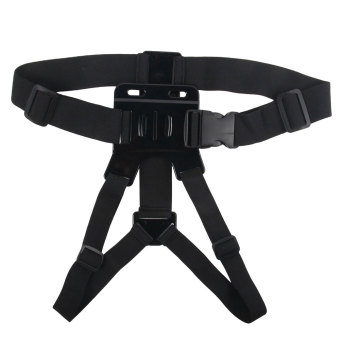 Fehiba Extendable Adjustable Chest Mount Strap Harness For Gopro HD Hero 2 Hero 3 Camera