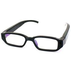 FIST Mini HD Spy Camera Glasses Hidden Eyewear DVR Video Recorder Cam Camcorder- Intl
