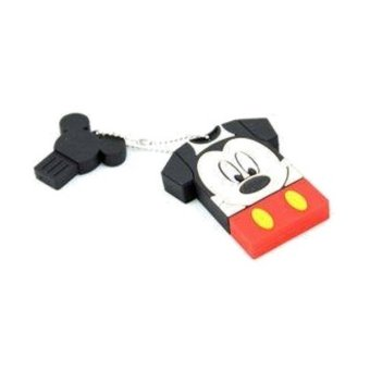 Flashdisk Karakter T-Shirt 8GB - Hitam