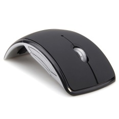Foldable Fold 2.4 Ghz Wireless Optical Mice Mouse + USB Receiver For Laptop PC