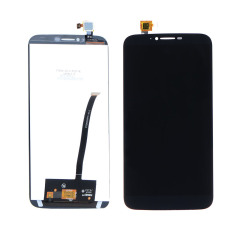 For Alcatel One Touch Hero 2 8030 OT-8030B Touch Digitizer LCD Display-