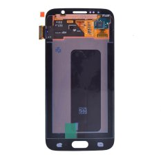 For Samsung Galaxy S6 G920 G920V G920A Lcd Screen Touch Screen Touch Lens Digitizer Replacement Parts White - Intl