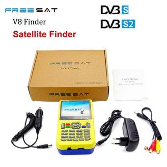 Freesat V8 Finder HD DVB-S2 High Definition satlink Satellite MPEG-4 3.5inch