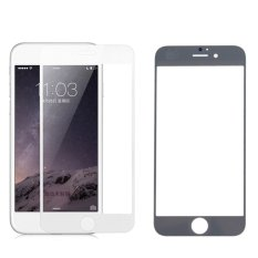 Front Outer Screen Glass Lens Replacement Parts For Apple Iphone 6/6 Plus White (Intl)