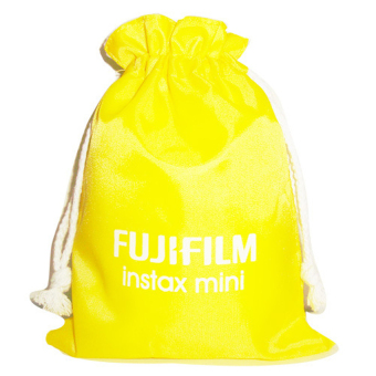 Fuji Fujifilm Instax Mini 7 7.8 2.50.90 Film Instant Camera Bag (Yellow)