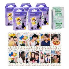 Fujifilm Instax Mini Alice Instant 50 Film For Fuji 7.8 2.50.70 90 / Polaroid 300 Instant Camera / Share SP-1