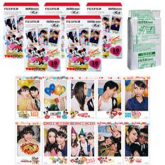 Fujifilm Instax Mini Mickey Instant 50 Film For Fuji 7.8 2.50.70 90 / Polaroid 300 Instant Camera / Share SP-1