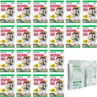 Fujifilm Instax Mini White Edge Instant 400 Film For Fuji 7.8 25 50.70 90 / Polaroid 300 Instant Camera / Share SP-1