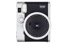 Fujifilm Instax Polaroid Camera Mini 90 Neo Classic Black
