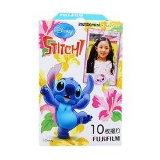 Fujifilm Refill Instax Mini Film Edisi New Stitch