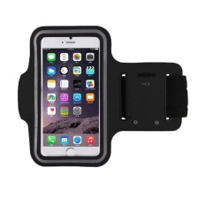 G-Smart Universal Sport Armband Case L for Smartphone 4.5 Inch - 5.7 Inch - Black
