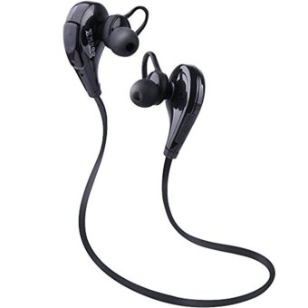 G6 Keringat-bukti Bluetooth 4.0 Headset Nirkabel Stereo Olahraga Headphone Musik Handsfree Earphone dengan MIC