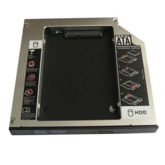 Generic 2nd Hard Drive Hdd Ssd Caddy For Fujitsu Siemens Amilo Pi 2530 Pi 2512 Swap Uj-830 Uj-830b Uj-810b