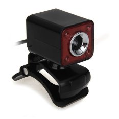 Generic USB 2.0 5.0MP 4 LED HD Webcam Web Cam Camera MIC For Laptop Computer