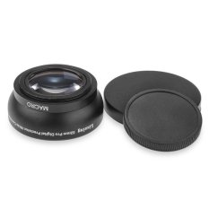 Generic Wide Angle Lens Len For Canon Camcorder Professional 52MM 0.45X - Intl
