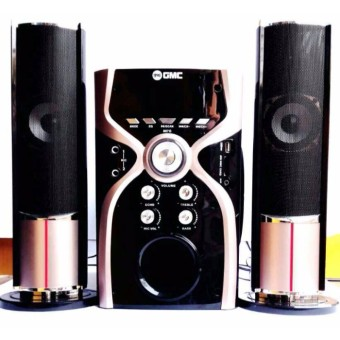 GMC - Speaker Multimedia - 887 G - Bronze