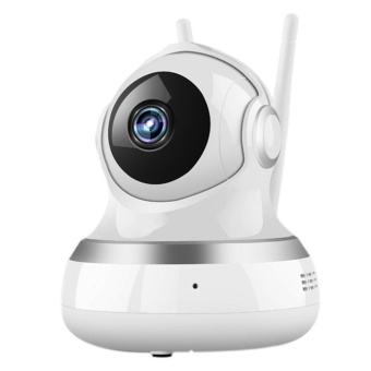 GOOD 1080P Home Security HD IP Camera Wireless Smart WiFi Monitor Audio CCTV Camera white US PLUG - intl