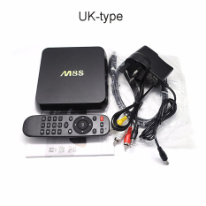 Great TV Box Android 4.4 Quad Core Android Caja Set-top Box Kodi Supported Wifi 4K2K Android TV Box 2GB RAM