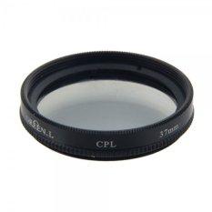 Green.L 37mm CPL Camera Lens Digital Filter Gray & Black Border - Intl