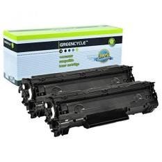 ... Harga Vicasia Hp Laserjet Toner Cartridge Ce285a Hitam Komputer Source GREENCYCLE 2 PK