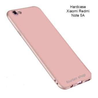 Hardcase case For xioami Redmi note 5A BLACK/BLUE/GOLD/RED/ROSSE