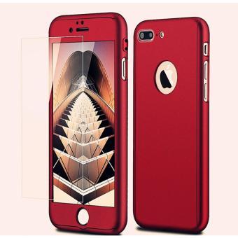 New Update Of Hardcase Cover 360 Full Body Iphone 6 Plus 6s Plus Source · Hardcase Full Case 360 Iphone 7 7 Plus Fullset Free TemperedGlass