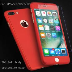 Hardcase Full Casing 360 Iphone 6+ / 6Plus Fullset Free Tempered Glass