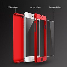 Hardcase Neo Hybrid 360 FREE Tempered Glass Full Case Iphone 6/6s