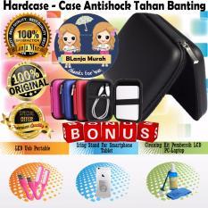 Harga Murah Hardcase / Softcase / Case For Harddisk Eksternal - Powerbank - Hp - GPS Modem Antishock Tahan Banting - Balck Gratis 3 HADIAH LANGSUNG !!!