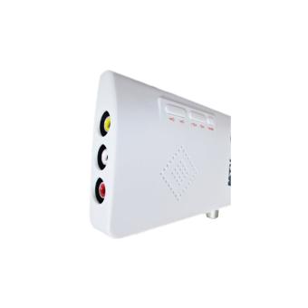 Portable HDTV HD LCD TV Box / Analog TV Tuner Box / CRT Monitor Digital Computer TV Program Receiver.