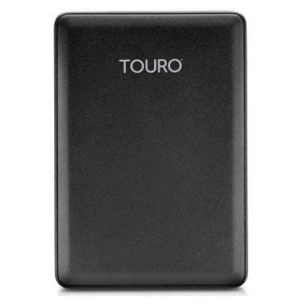 "HGST Hitachi Touro 1TB New Portable USB3.0 - HDD / Hard Disk External 2.5"" - Hitam"