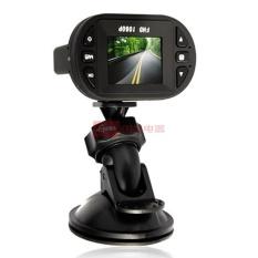 HKS 1.5 Full HD 1080P Car DVR Camera 12 Led Video Recorder Dash Cam G-sensor SOS (Intl)