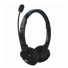 HKS A Headset Wireless Stereo Bluetooth Headset Music Bass Sound Earphone (Black) (Intl)
