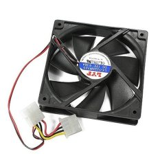 HKS Case 4 Pin Cool Cooler Cooling Fan For Computer PC (INTL)