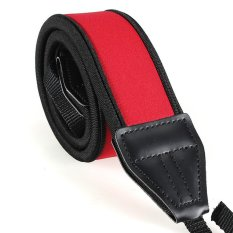 HKS New Skidproof Neoprene Shoulder Neck Sling Strap For SLR / DSLR Camera Nikon Canon (Intl)