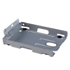 HKS PS3 Super Slim Hard Disk Drive HDD Mounting Bracket Caddy For Sony + Screws (Intl)