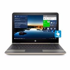 HP Pavilion X360 Convert 13-U171TU - Intel Core i3-7100 - 4GB - 500GB - 13.3