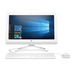 HP PC All in One 20-c039D - Intel Core i3-6100 - 4GB RAM - 19.45