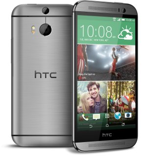 HTC One M8 - 16GB - Gunmetal Gray