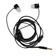 Huawei Handsfree For Huawei Headset / Earphone For All Phone Model Stereo - Black / Hitam