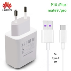 HUAWEI P10 Plus Fast Charger Supercharge Quick Travel Wall Adapter Type-C3.0 USB