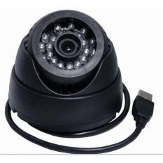 Hunter Kamera CCTV Portable Micro SD - Hitam