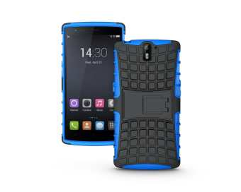 Hybrid Dual Layer Tough Heavy Duty Protetion Shockproof Protective Kickstand Cover Case For .