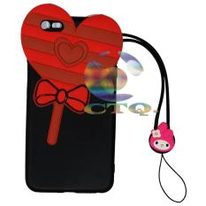 Icantiq Candy Heart's Case 3D For Apple iPhone6+ / iPhone 6 Plus / iPhone 6G+ /