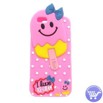 Intristore Ice Cream Soft Silicon Phone Case Iphone 6