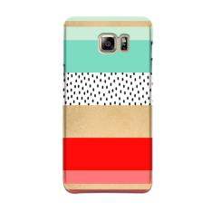 Indocustomcase Art Summer Fresh Case Cover For Samsung Galaxy Note 5 ( N920 )