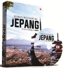 Inspirabook Dvd Jurus Kuliah Ke Luar Negeri Series Jepang