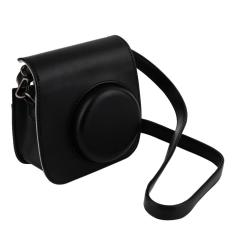 Instant Camera Leather Case Bag For Polaroid Photo Camera Leather Case Bag - Intl